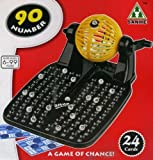 Bingo Lotto Traditional Family Game Set 90 Balls by PBros