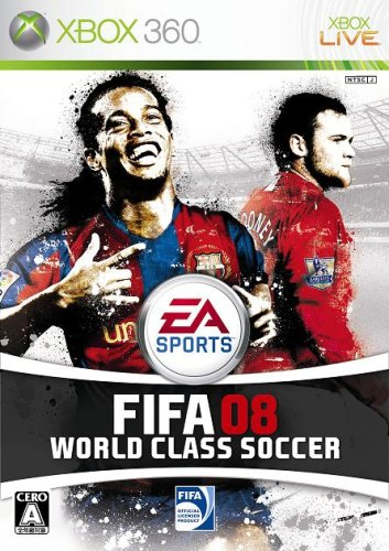 FIFA 08: World Class Soccer [Japan Import]