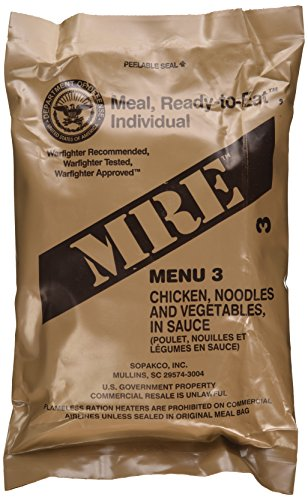 chicken and noodle mre - 2