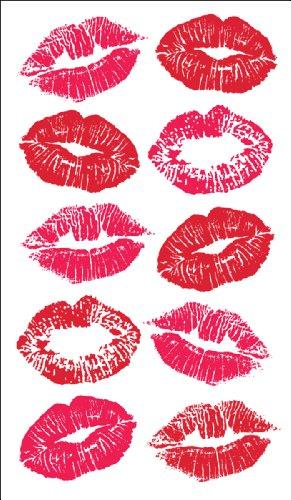 Sugar Kisses Stickers
