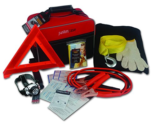 justincase auto safety kit - 7
