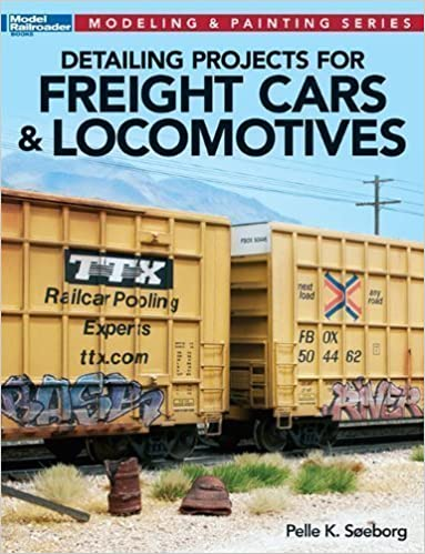 Detailing Projects for Freight Cars & Locomotives (Modeling