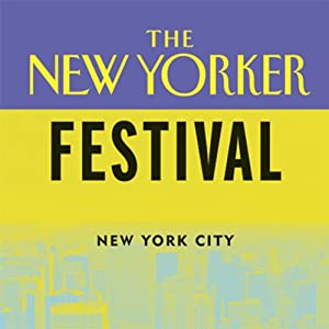 The New Yorker Festival Rede