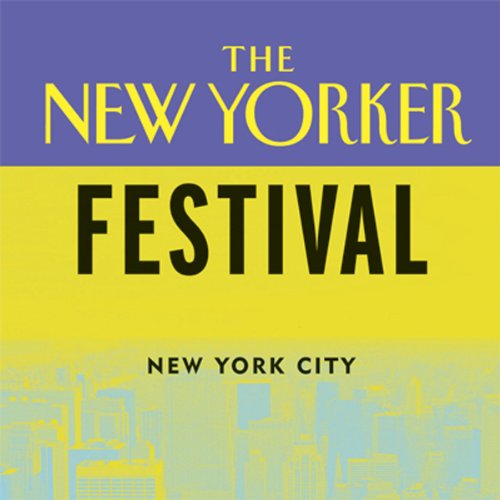The New Yorker Festival: Master Class in Criticism