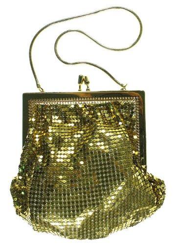 Madame Dutilleul - tavolette d'oro del sacchetto di sera