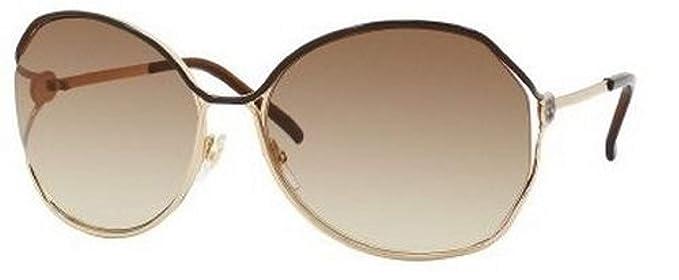Amazon.com: Gucci anteojos de sol 2846, Dorado: Clothing