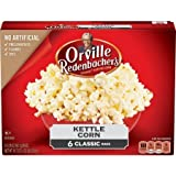 Orville Redenbacher's Kettle Corn - 6 Classic Bags of Popcorn