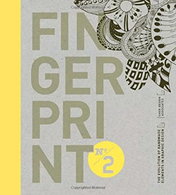 Fingerprint No. 2: The Evolution of Handmade Elements in Graphic Design from HOW Books