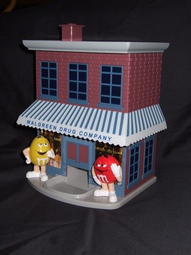 Exclusive Collectors Edition M&m's Candy Dispenser