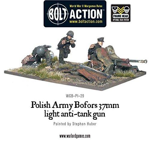 37 Mm Anti Tank - Polish Army BOFORS 37mm Anti-Tank Gun