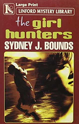 book cover of The Girl Hunters