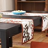 Kaxima Table flag, coffee table, restaurant decoration, table flag, cloth, cotton