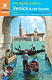 Front cover for the book The Rough Guide to Venice by Jonathan Buckley