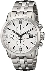 Tissot Men's T0554271101700 PRC 200 Stainless Steel Watch