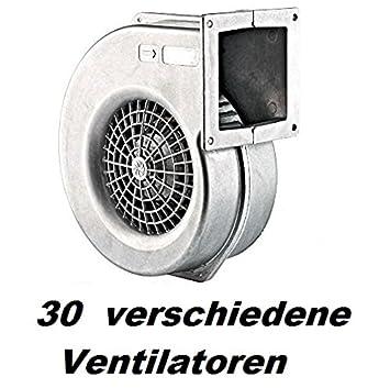 AG-140E Industrie Gebläse ALU 550 m³/h TURBO Kessellüfter Fan abluft ...