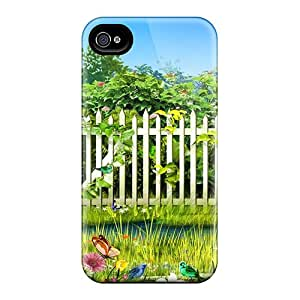 OZe1489bWBE Cases Covers, Fashionable Iphone 6 Cases - Spring Garden On Easter