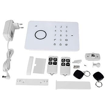 Alarma Casa Rfid Inalámbrica, Sistema Alarma Seguridad para Hogar ...