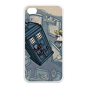 CSKFUDoctor Who Classic Science TV Play Customized Popular DIY Rubber Back Case Cover for ipad iphone 6 4.7 inch