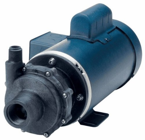 Finish Thompson DB15P Seal Less Magnetic Drive PP Centrifugal Pump Head; 136 GPM//98 ft DAVIS INSTRUMENTS