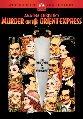 Murder On The Orient Express by Warner Manufacturing