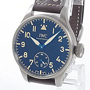 IWC Big Pilot's Heritage Black Dial Automatic Mens Watch IW510301