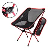 Best  - OUTAD Portable Camp Chair with a Carry Bag Review