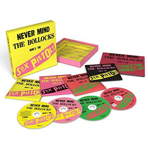 Price comparison product image Never Mind the Bollocks: 40th Anniversary