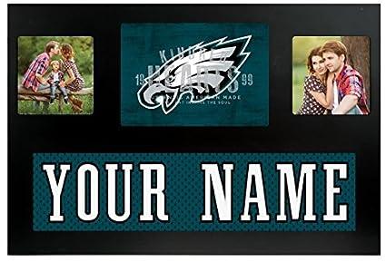 Amazon.com - Philadelphia Eagles NFL Custom Jersey Nameplate and ...