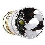 1000 lm bulb - Ducklingup 1000 Lm 5-Mode XM-L T6 LED Bulb XM-L T6 LED Bulb textured reflector 1Mode 1000Lumens 3.7-18V for Surefire C2 G2 Z2 P60 P61 6P 9P G3 S3 D2 Ultrafire 501B 502B