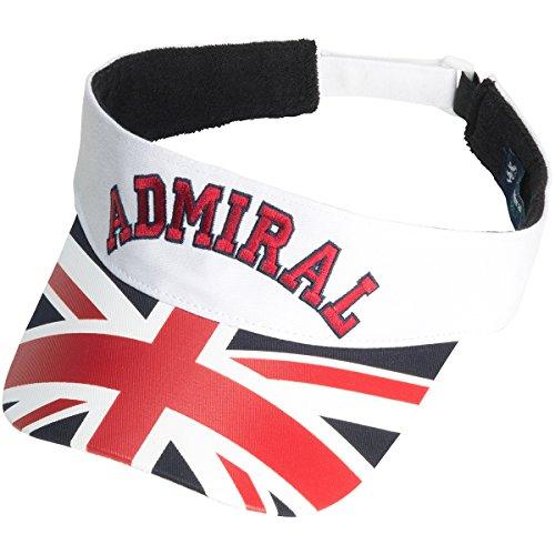 アドミラル Admiral 帽子 UJ サンバイザー ADMB702F
