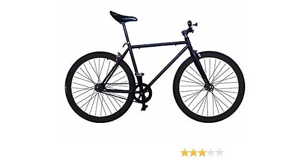 Fixie Helliot Tribeca H23 - Bicicleta Fixie, Cuadro de Acero ...