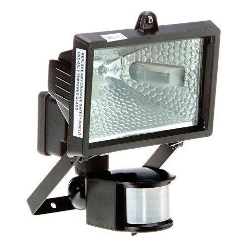 Dayron - Proyector halógeno con Sensor 500 W: Amazon.es: Hogar
