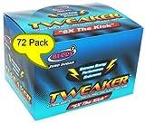 72 Pack - Tweaker Energy - Berry - 2oz.