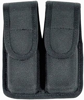 BLACKHAWK Molded Plain Single Row Double Mag Pouch (44A000PL) 51Eoh1Ll5zL
