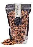 Cheap The Nuttery Raw Almonds – 16 ounce Pouch Bag (1lb)