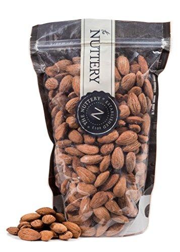 roasted almonds no salt - 1