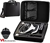 Navitech PlayStation VR (PSVR) Headset and Accessories Carrying Case and Travel Bag (IMPROVED DESIGN)