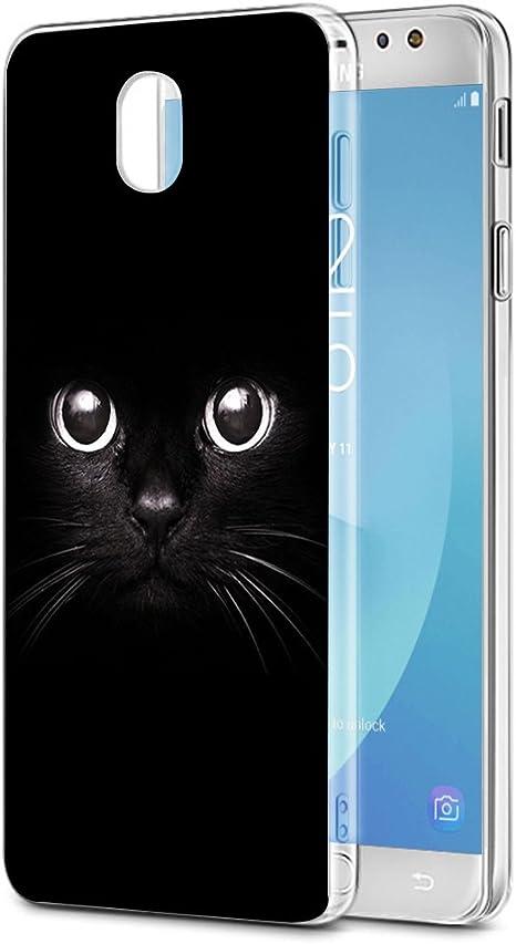 cover samsung j5 2017 silicone gatto