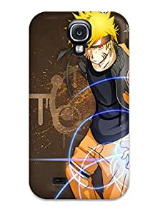 5948252K76398428 Shock-dirt Proof Latest Naruto Shippudens Case Cover For Galaxy S4