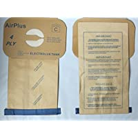 Package of 100 Replacement Aerus / Electrolux Type C Bags