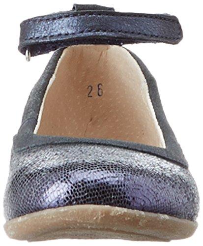 AchileDaniela - tira en talón Niñas Bleu (Vte Marine Dpf/Forte)