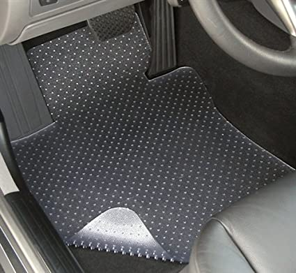 amazon com 2004 2006 lexus rx 330 350 clear floor mats (3 piece set