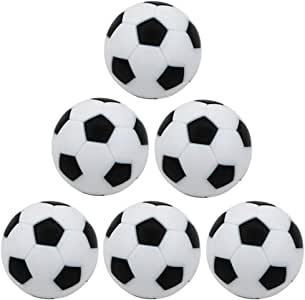 COSDDI 12 Piezas 32/36mm Table Soccer Foosball Reemplazos Mini ...