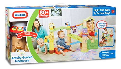 Little Tikes Light 'n Go – Activity Garden Treehouse