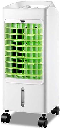 SXRLFJ Aire Acondicionado Portátil Oficina Purificador Móvil Dormitorio Dormitorio Aire Acondicionado Silencioso (Color : Green): Amazon.es: Hogar