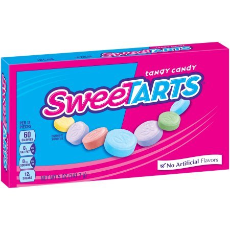 Sweetarts, Tangy Candy (Pack of 24) by SweeTARTS