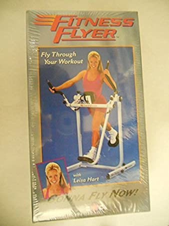 Fitness Flyer | Fitness Flyer Fly Through Your Workout Gonna Fly Now Vhs Tape