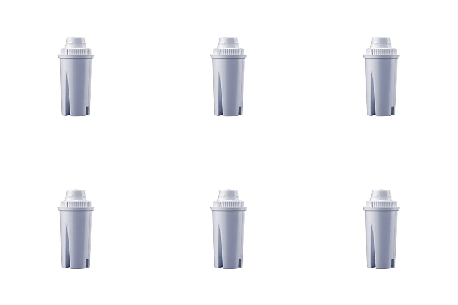 (6 PACK) - Brita Classic Cartridge | inleSingle | 6 PACK - SUPER SAVER - SAVE MONEY