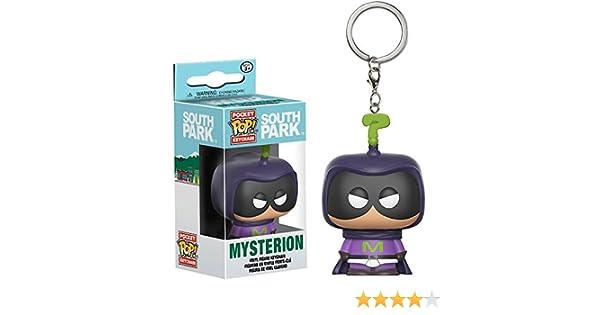 14205 Pocket Pop Porte-Cl/és South Park Mysterion Funko