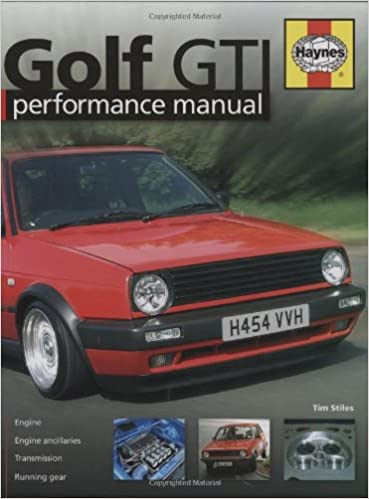 Golf GTi Performance Manual (Haynes Performance Manual): Amazon co